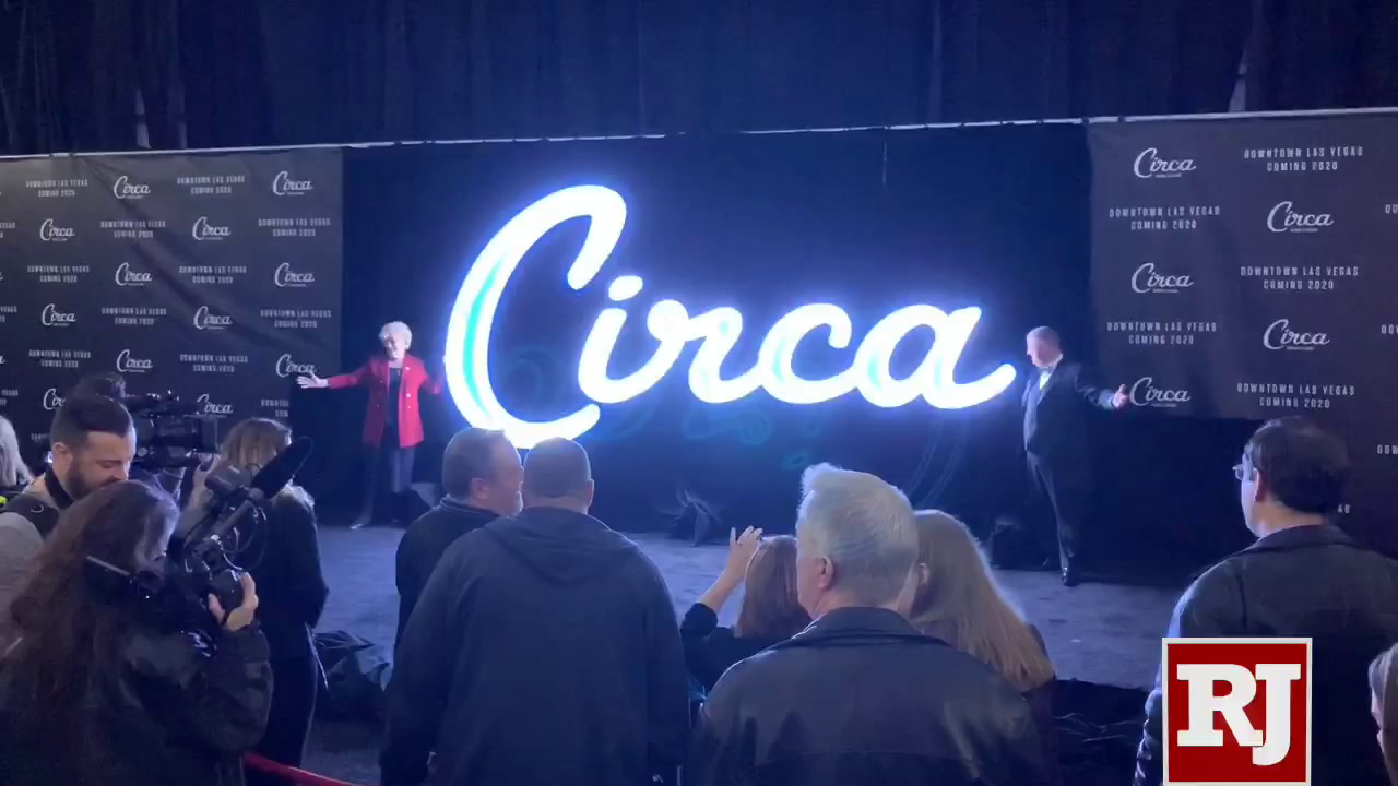 Circa is Las Vegas pioneer Derek Stevens' chosen title — VIDEO