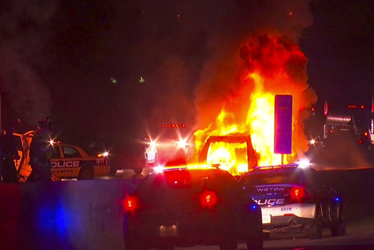 family   killed  wrong  crash     kentucky las vegas review journal