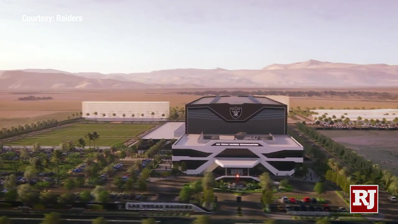 Here S What The Raiders Henderson Facility Will Look Like