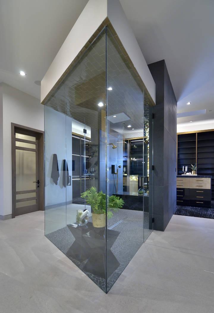 The master bath. (Bill Hughes/Real Estate Millions)