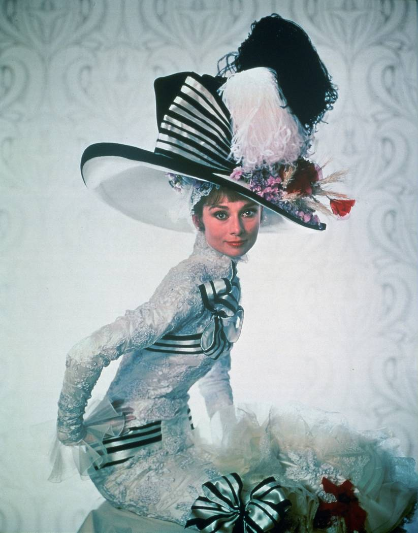 "Audrey Hepburn stars in ""My Fair Lady."" (CBS/Paramount)"