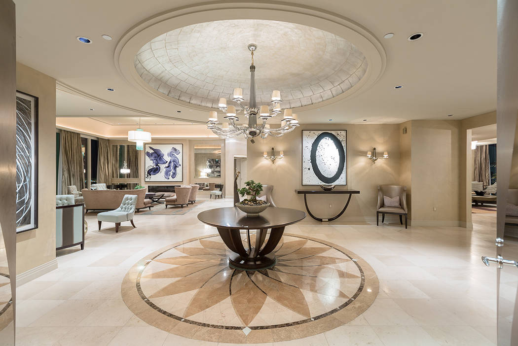 No. 1: This Turnberry Place penthouse sold for $5.5 million, topping the list of highest-priced condos for 2018. (Ivan Sher Group)