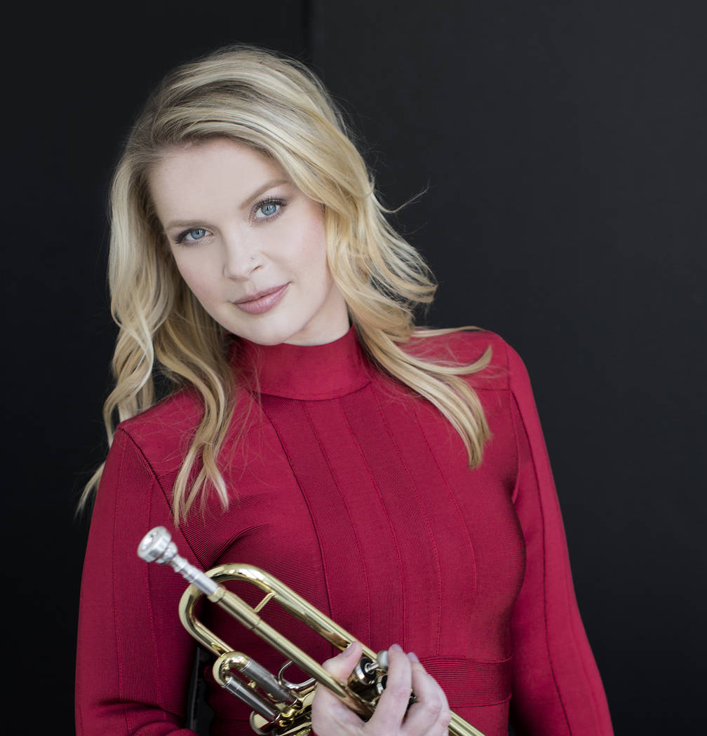 Bria Skonberg (Carolina Palmgren/International Music Network)