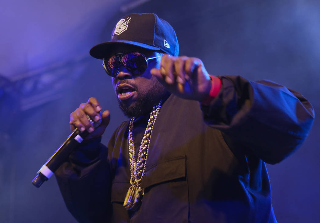 Big Boi performs at the South by Southwest Interactive Festival closing party at Stubb's in Austin, Texas on March 15, 2016. Big Boi presented a puppy on August 10, 2017, to a little girl who was ...