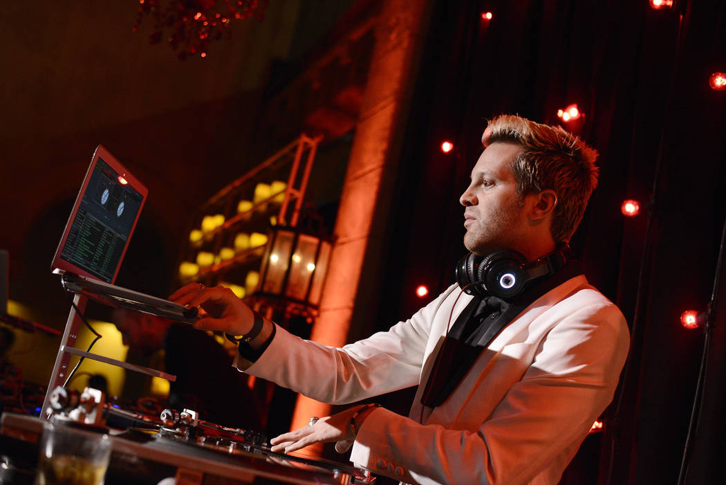 """Mayer Hawthorne performs at the after party for the """"AMY"""" U.S. Premiere hosted by Lucian Grainge CBE, Universal Music Group and A24 at The Hollywood Roosevelt on Thursday, June 25, 2015, ..."""