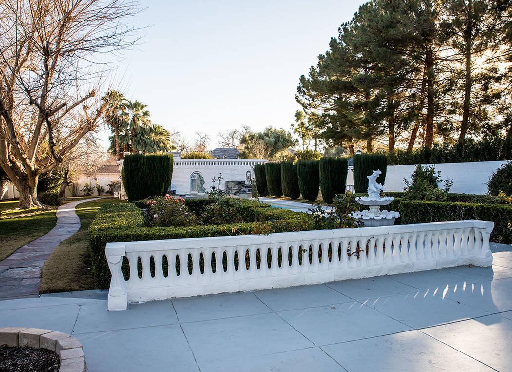 Outside is a park setting. (Tonya Harvey/Real Estate Millions)