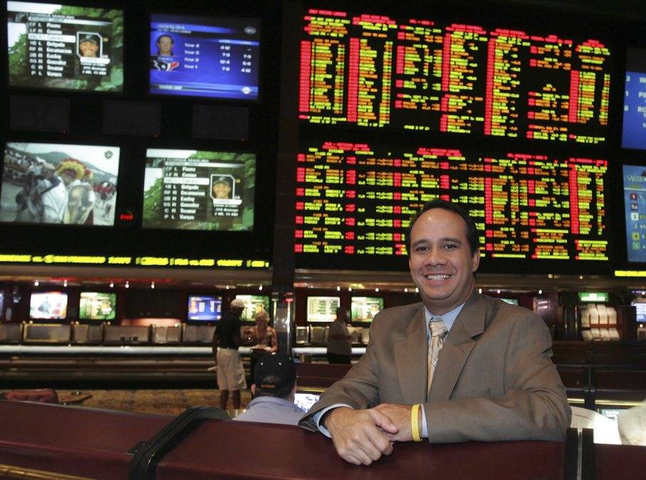 Jay Kornegay, seen in 2005. (Las Vegas Review-Journal)