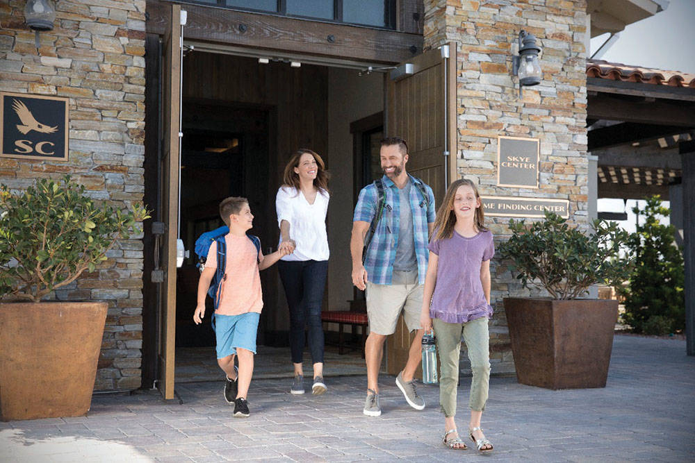 Last year, Skye Canyon won Silver Nugget Awards for master plan parks/amenities and best active lifestyle community. (Skye Canyon)