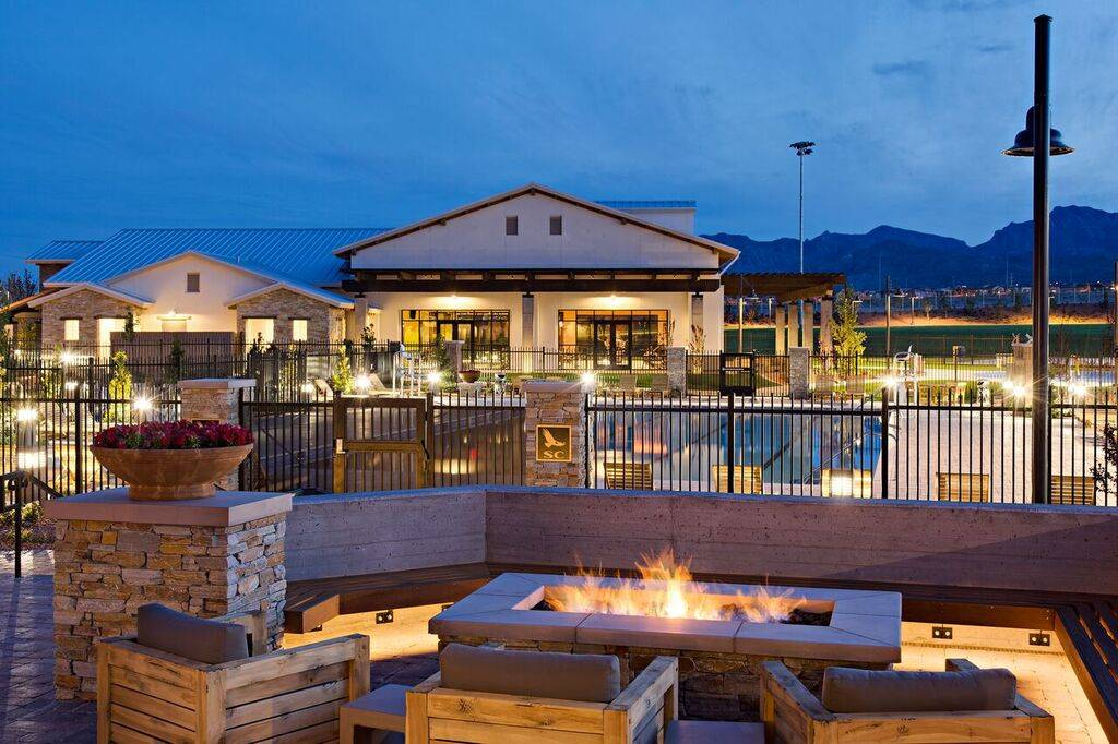 Skye Canyon At Skye Canyon in northwest Las Vegas, Desiree Van Leer, marketing manager at the Olympia Cos., said the jump in the ranking has been dramatic since it opened in August 2015.