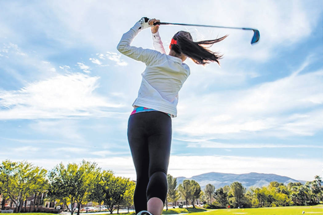 A golf academy is planned to open this summer at Lake Las Vegas. (Lake Las Vegas)