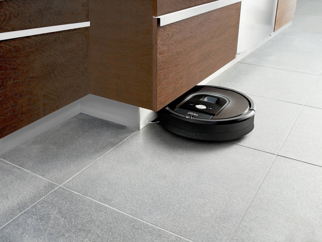 Roomba 980 features a low profile design to clean under furniture and kickboards, while Dirt Detect uses optical and acoustic sensors to detect high concentrations of dirt and debris and perform c ...