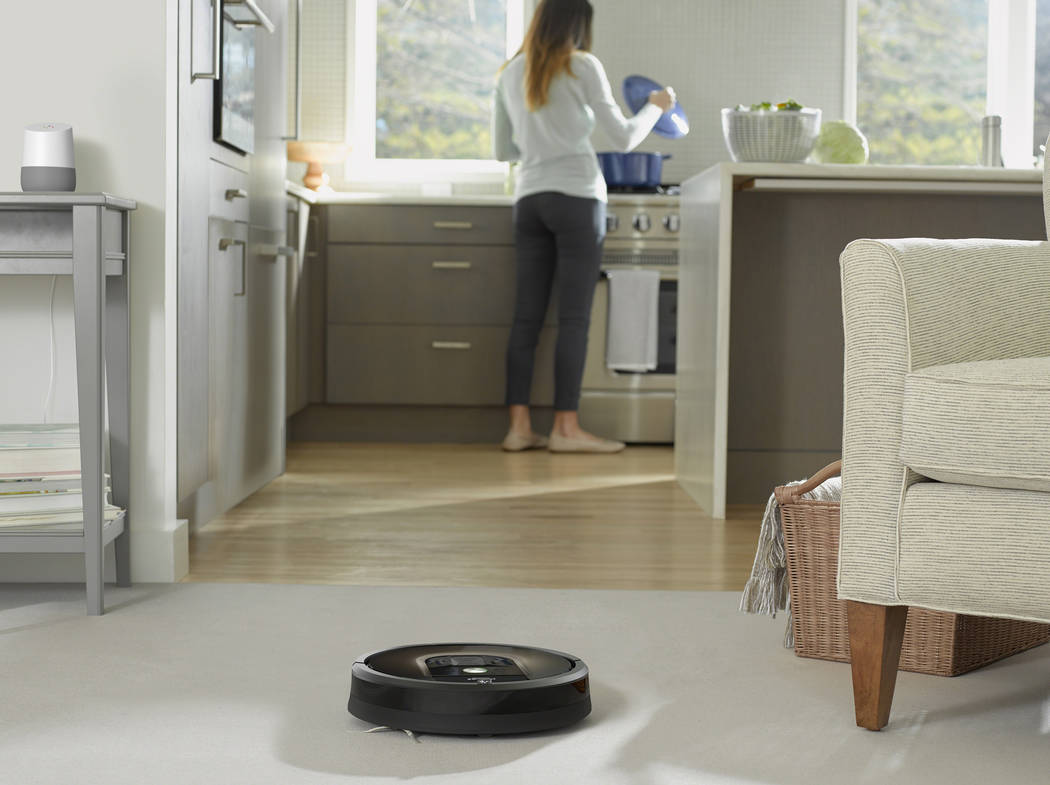 Robotic vacuums make chores easier for busy families | Las Vegas ...