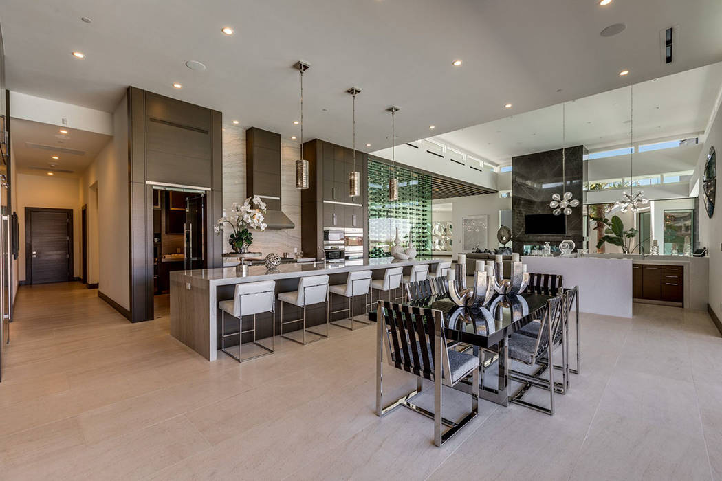 The kitchen area. (Ivan Sher Group)