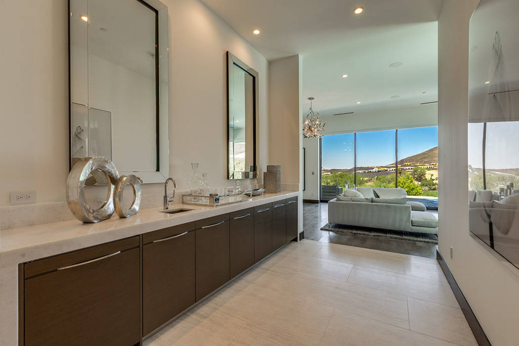 The master suite has a kitchenette. (Ivan Sher Group)