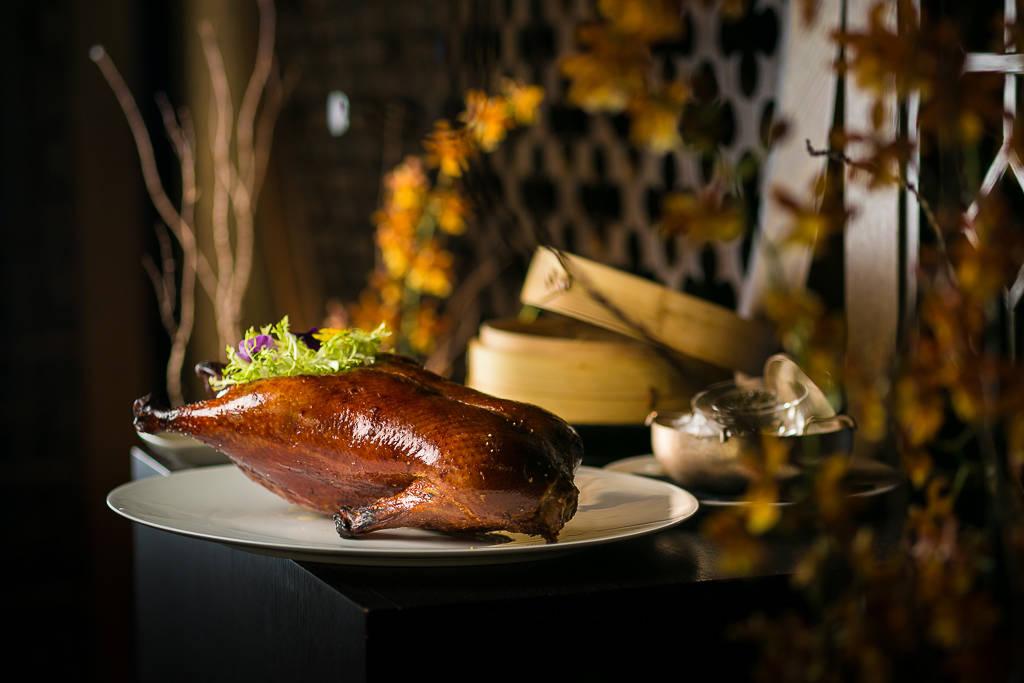 Peking Duck at Hakkasan
