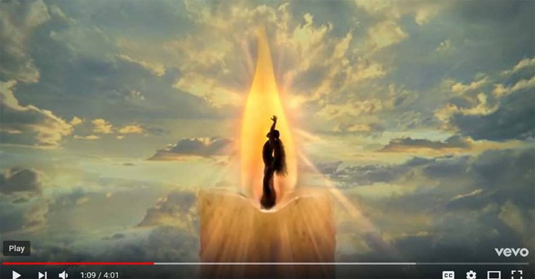 "Screenshot from ""God Is a Woman"" video by Ariana Grande (U.S. District Court filing)"