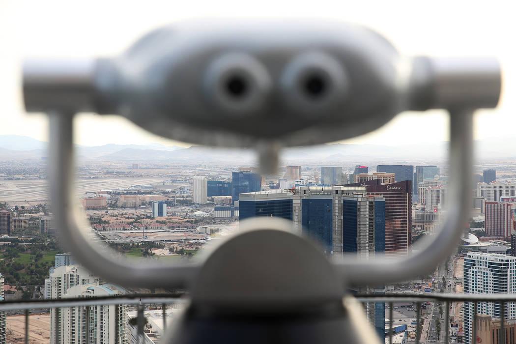 in Las Vegas, Friday, Feb. 1, 2019. Erik Verduzco/Las Vegas Review-Journal) @Erik_Verduzco