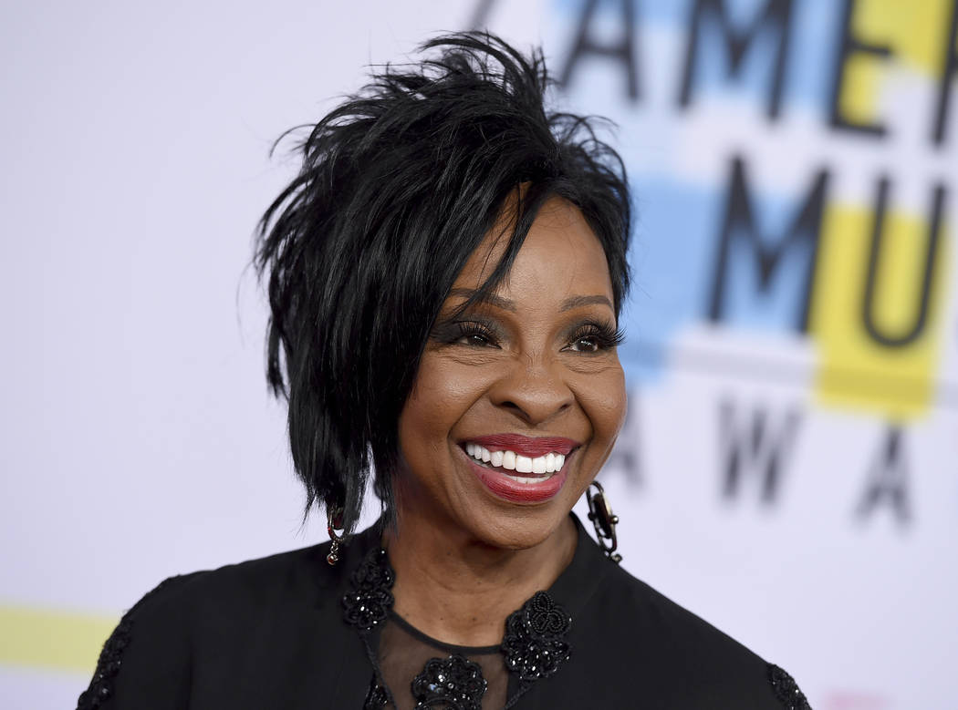 In this Oct. 9, 2018, file photo, Gladys Knight arrives at the American Music Awards in Los Angeles. (Photo by Jordan Strauss/Invision/AP, File)