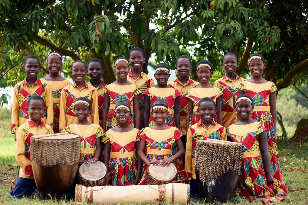 African Children's Choir (Sarah Wanyana)