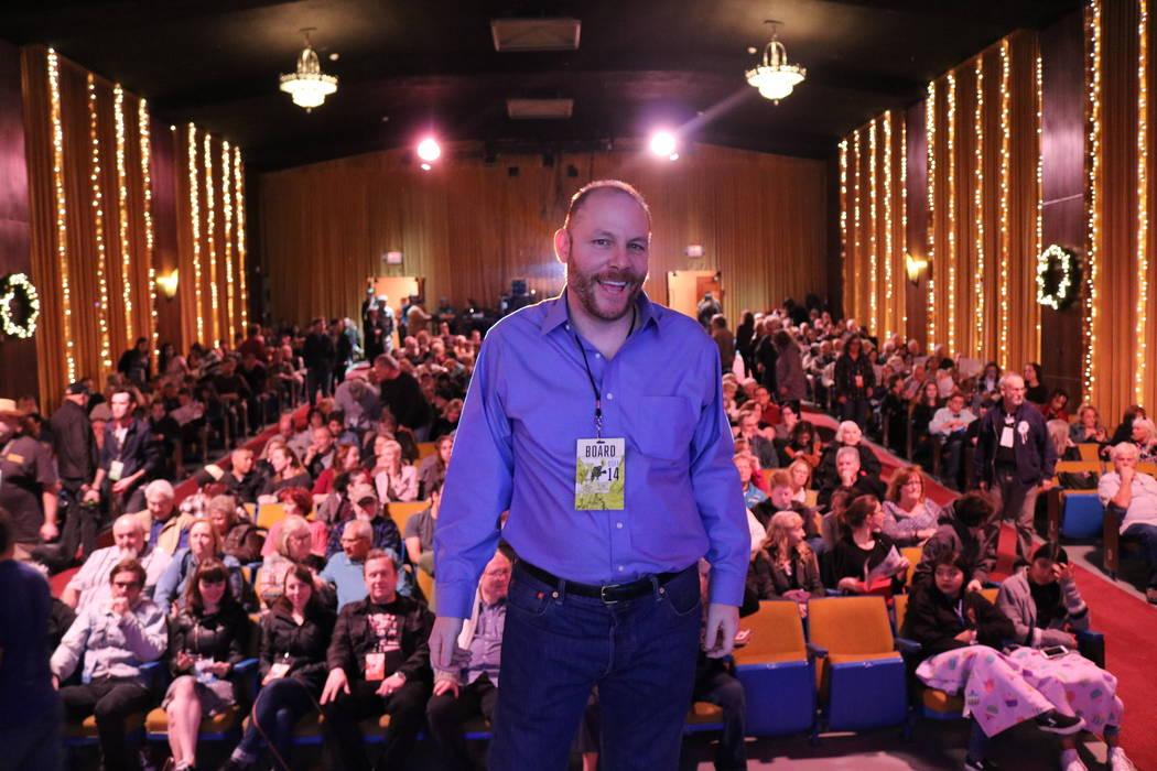 Dam Short Film Festival director John LaBonney (Dam Short Film Festival)