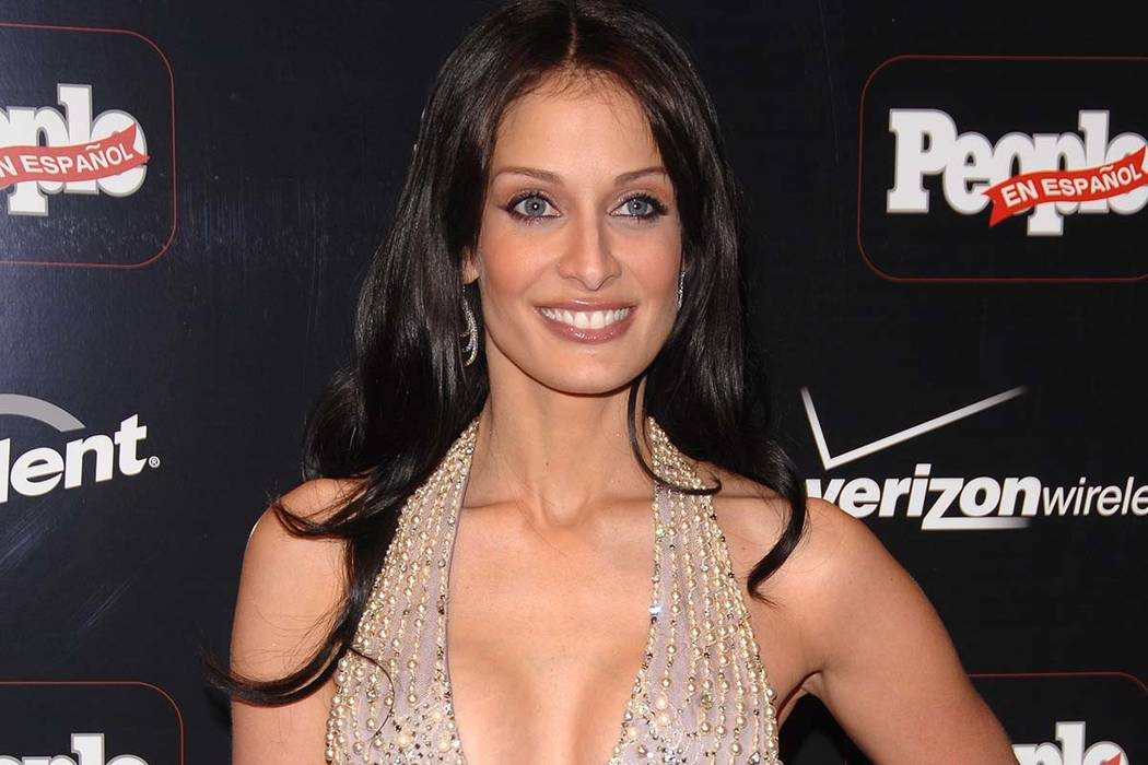 """In this May 14, 2008 file photo, actress Dayanara Torres arrives at the People en Espanol party, celebrating its 12th annual """"50 Most Beautiful"""" issue in New York. Torres announced that she has sk ..."""
