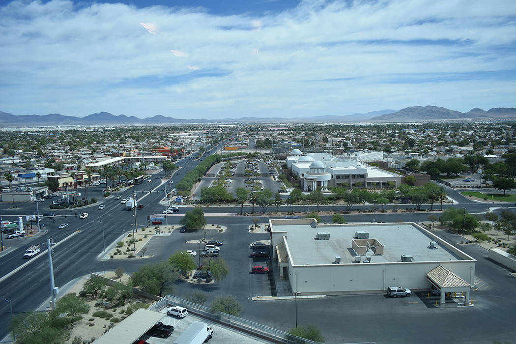 North Las Vegas. Anthony Avellaneda / El Tiempo.