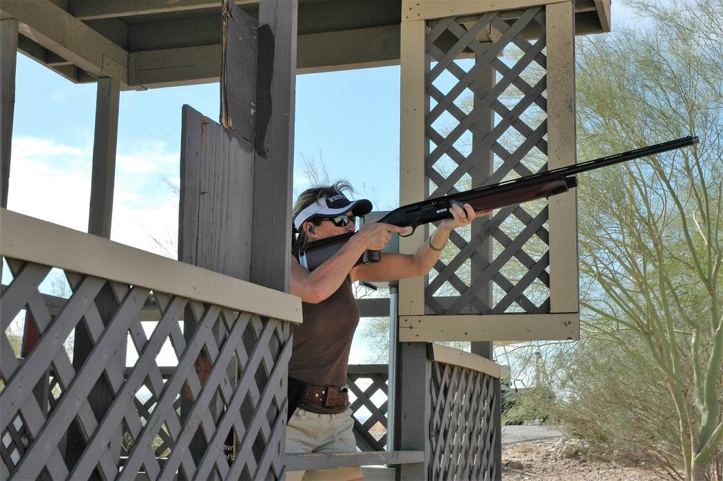 The majority of Americans continue to support recreational shooting, which includes the shotgun sports. (Doug Nielsen)