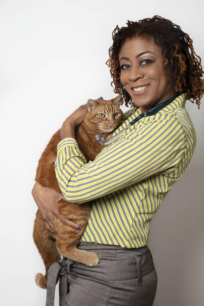 Dr. Sharon Brown, Cadence Animal Hospital