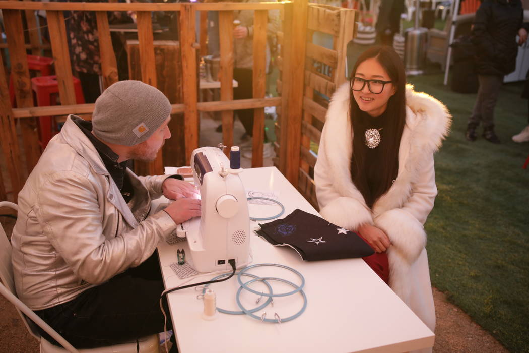 The two-day Commotion event's aim was to connect clothing brands with consumers, offering shopping, giveaways and customization opportunities. Fifteen designers were recruited for the event, which ...