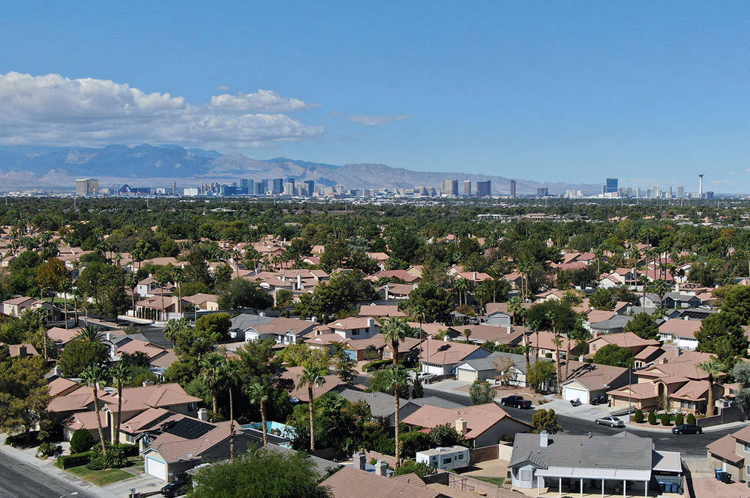 nevadas middle class shrinking  las vegas business group las vegas review journal