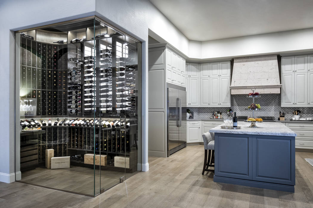 Today S Home Wine Cellars Embrace Modern Design Trends