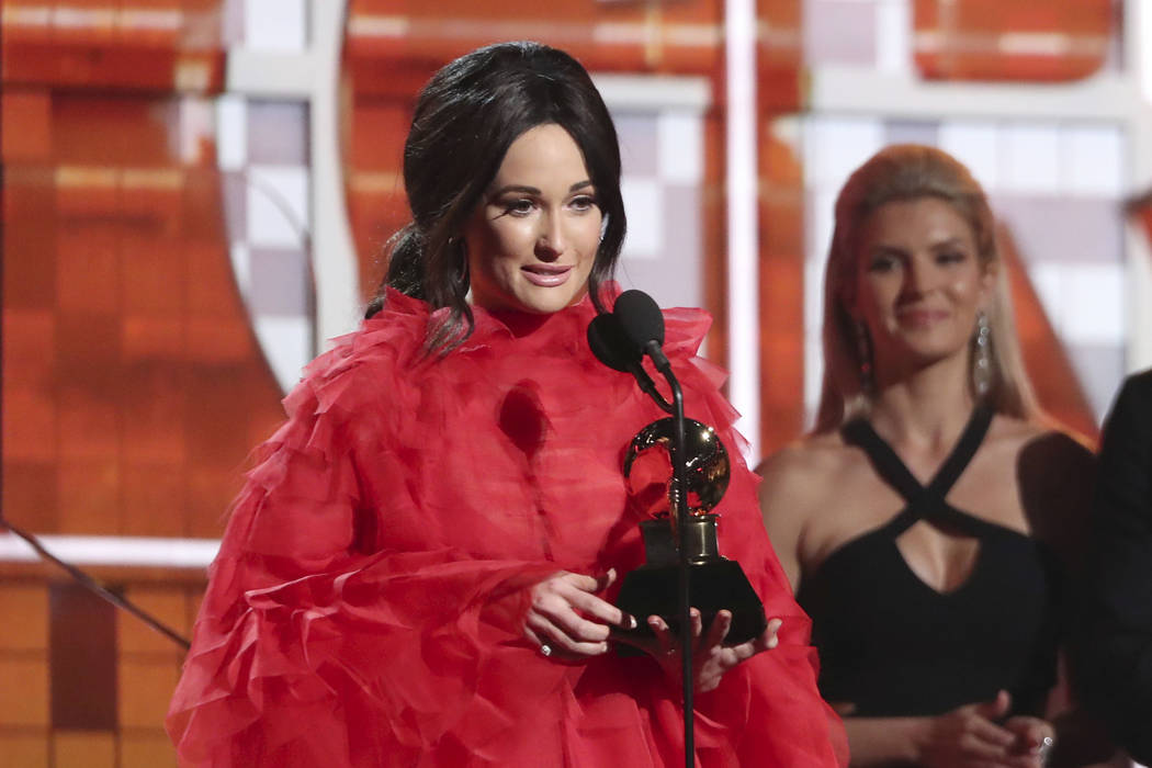 Grammys: Female acts, rap songs grab top awards
