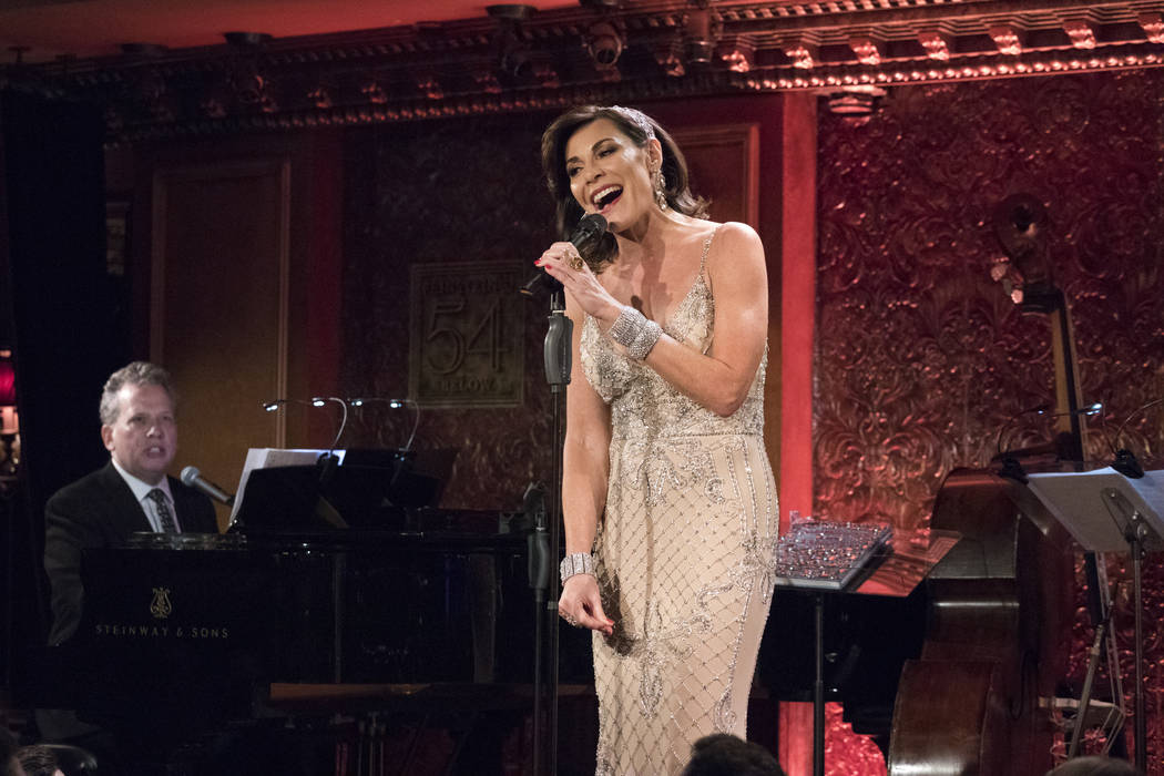 "THE REAL HOUSEWIVES OF NEW YORK CITY -- ""Life is a Cabaret"" Episode 1019 -- Pictured: Luann de Lesseps -- (Photo by: Heidi Gutman/Bravo)"