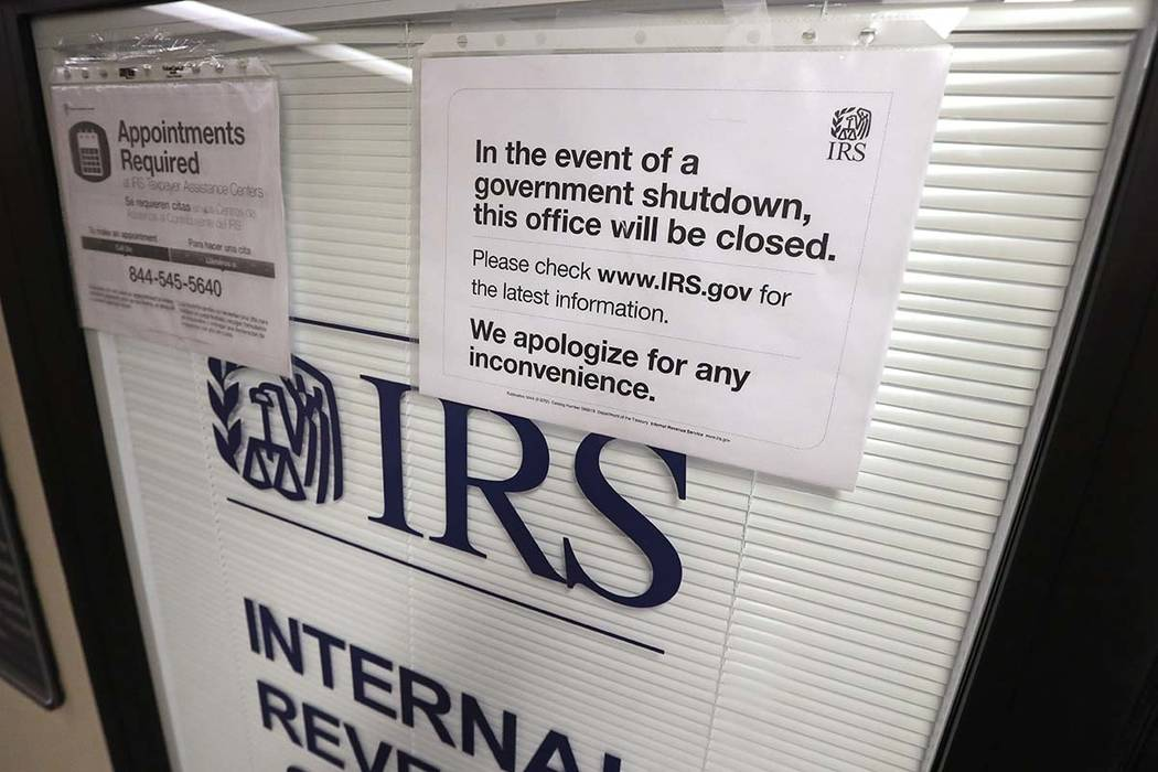 """Disruptions from last month's partial government shutdown caused a """"shocking"""" deterioration in the IRS' telephone help for taxpayers in the first week of the filing season, the agency's ..."""
