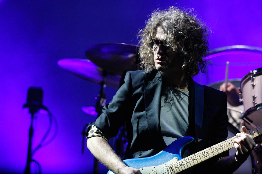 Dave Keuning began working on his solo debut in earnest while taking a break from touring with The Killers.