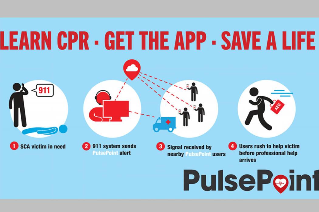 PulsePoint app (City of Henderson)