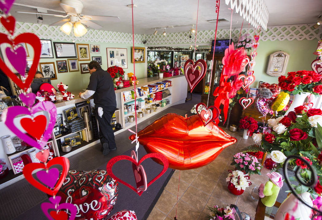 Retailers see fewer Nevadans celebrating Valentine's Day