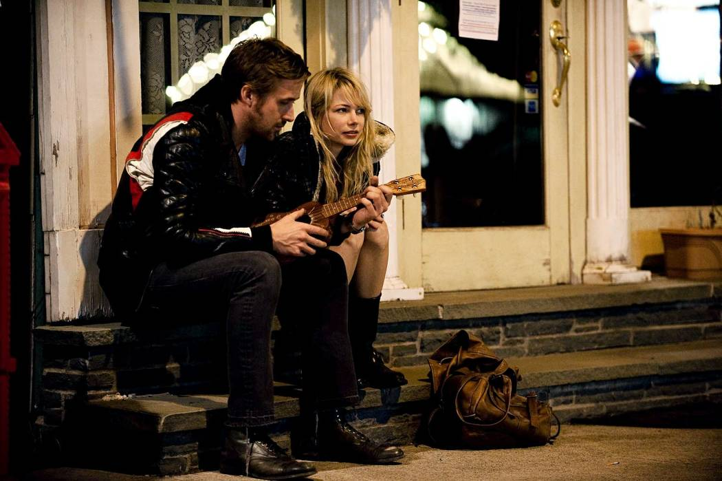 "Ryan Gosling and Michelle Williams star in ""Blue Valentine."" (The Weinstein Company)"