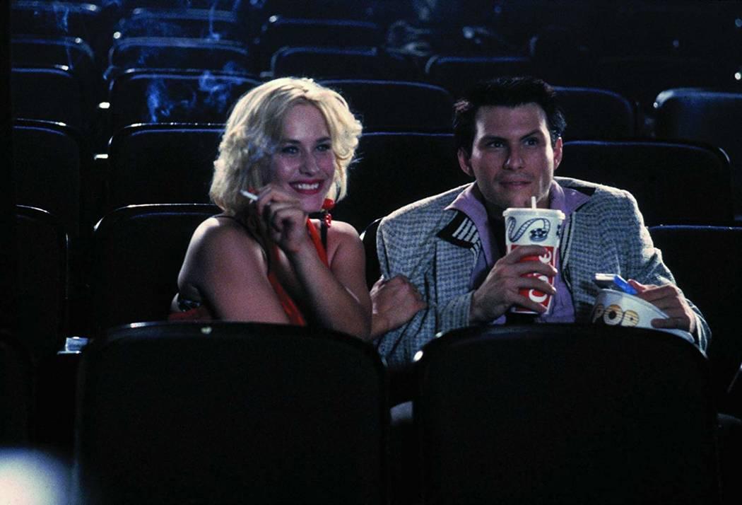 "Patricia Arquette and Christian Slater star in ""True Romance."" (Warner Bros.)"
