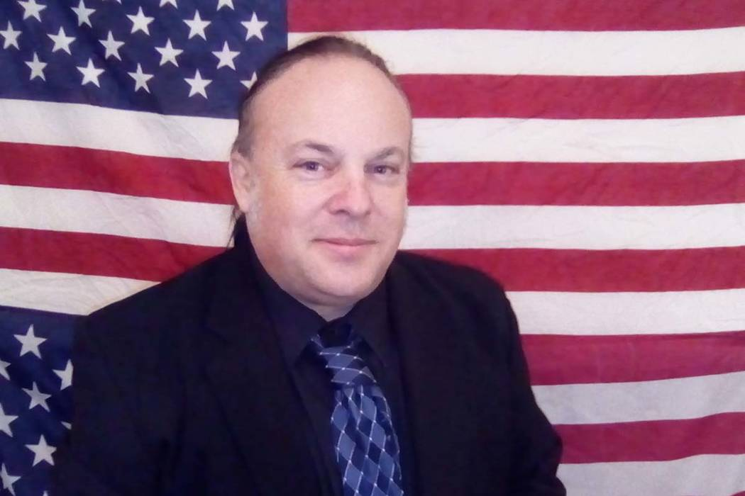Michael Troy Moore is suingthecityof Las Vegasforelectionmisconduct after he was disqualified for running for mayor. (Michael Moore)