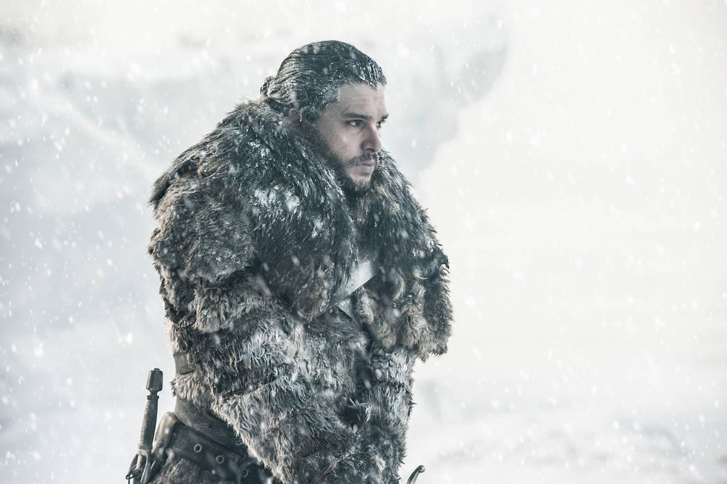 "Kit Harington appears in a scene from ""Game of Thrones."" (Helen Sloane/HBO)"