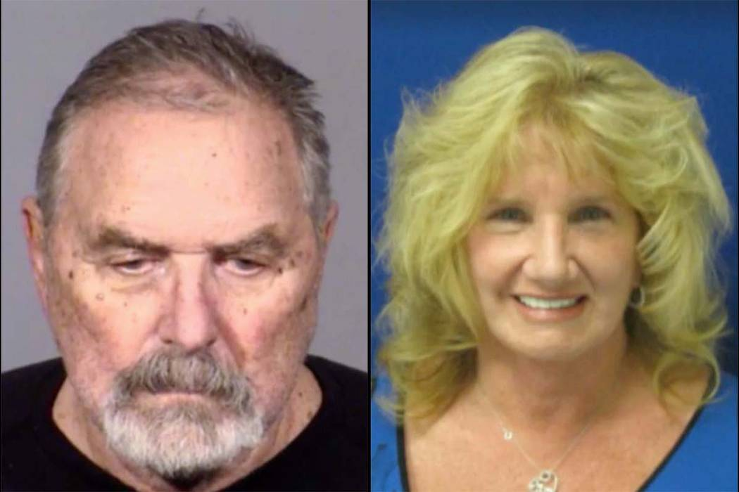 Marcel and Patricia Chappuis (Nye County Sheriff's Office)
