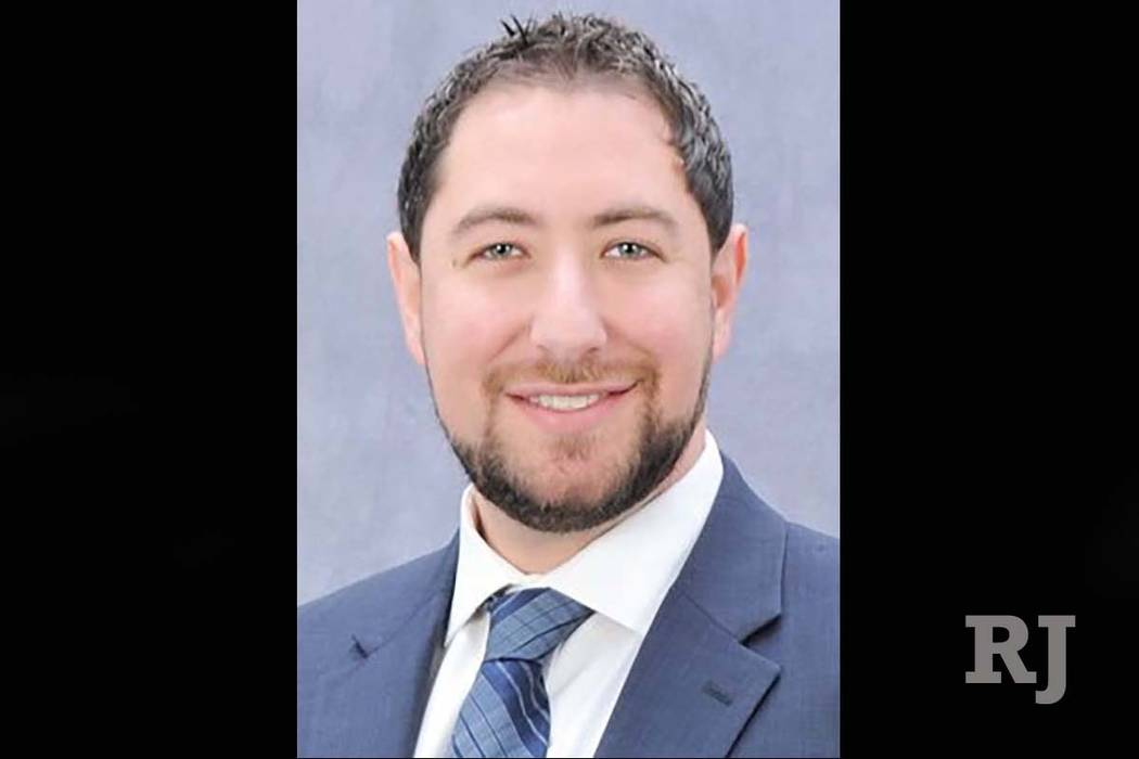 Michael Naft, Clark County Commissioner for District A (Michael Naft)