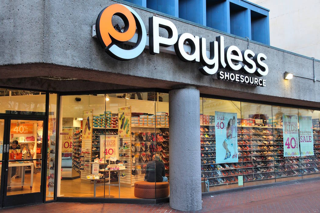 217c93a5d5a Payless ShoeSource to close all Nevada stores