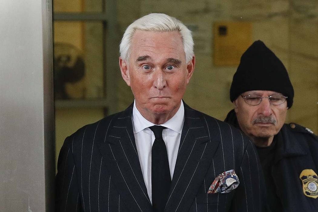 U.S. District Judge Amy Berman Jackson has issued a gag order in the case of Donald Trump confidant Roger Stone. Jackson said in an order Friday that both sides must refrain from making statements ...