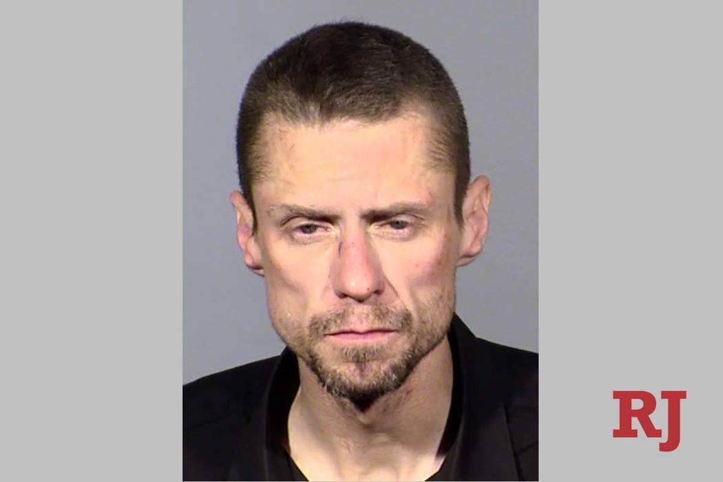 Jeffrey Lambert (Las Vegas Metropolitan Police Department)