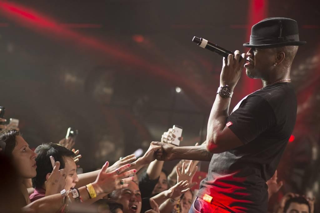 Ne-Yo will sing Thursday at Encore Beach Club's nighttime pool party. (Courtesy)