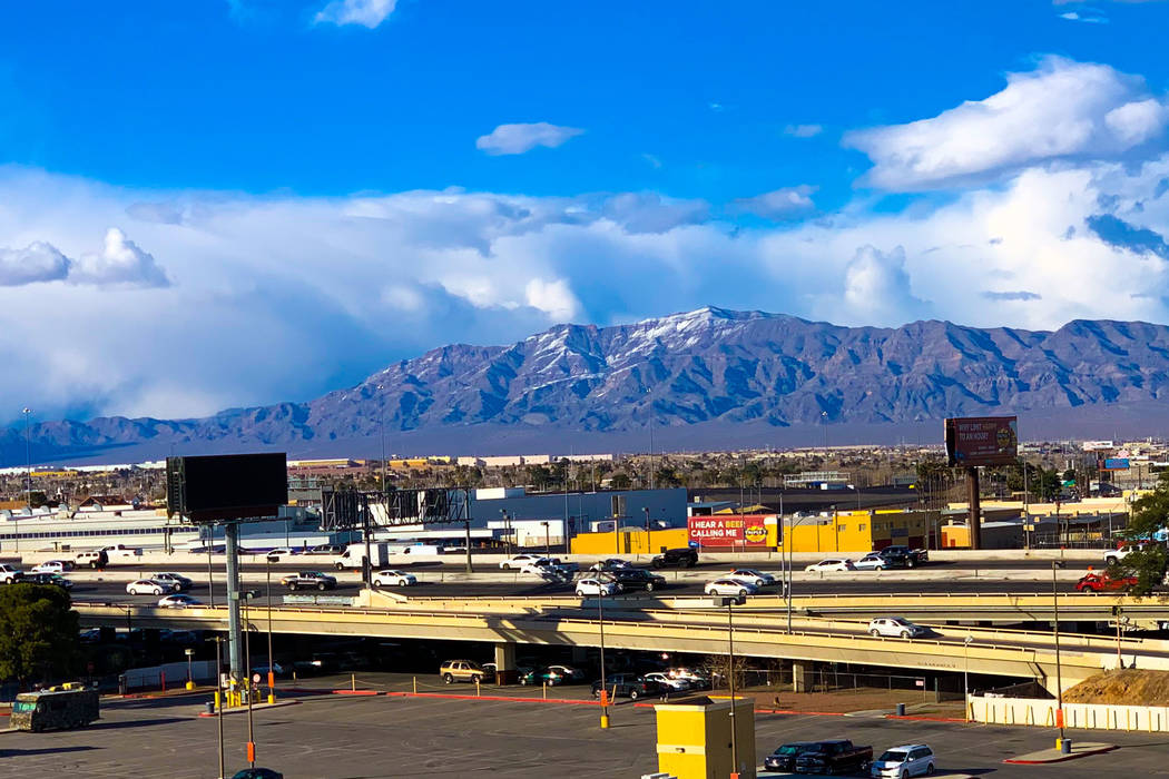 "The ""Downtown Access"" project, aimed at reconstructing a portion of a viaduct (elevated roadway) built in the 1960s is in the early planning stages, according to the Nevada Department of Trans ..."