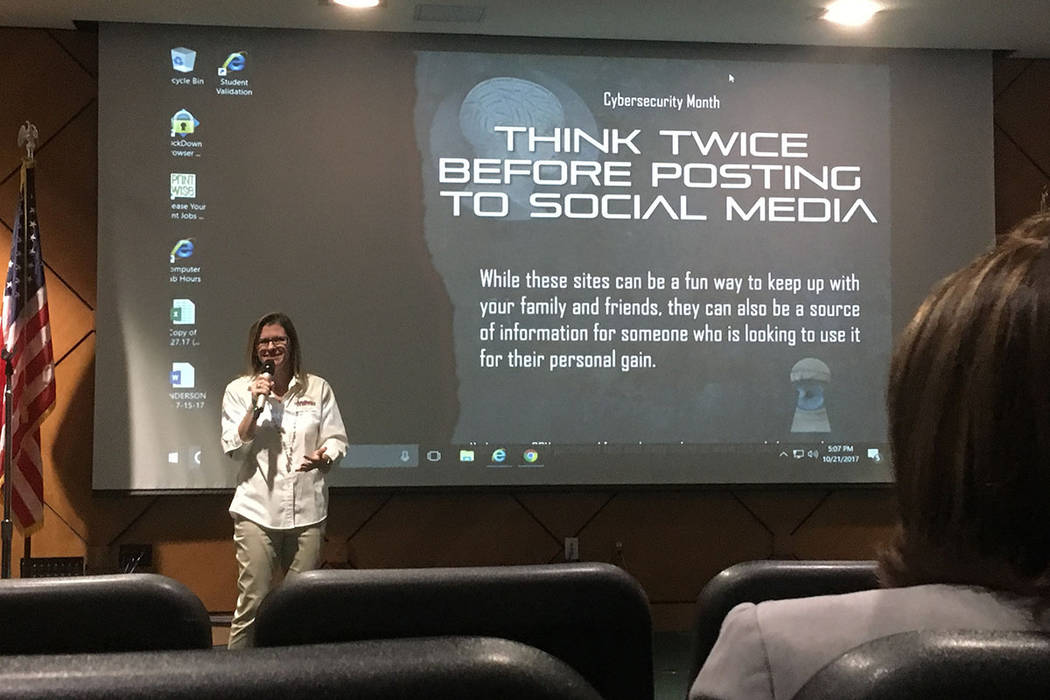 Barbra Coffee, Henderson's director of economic development and tourism, will soon take on the role of economic initiatives director in Tucson, Arizona. Her last day in Henderson's city hall a ...