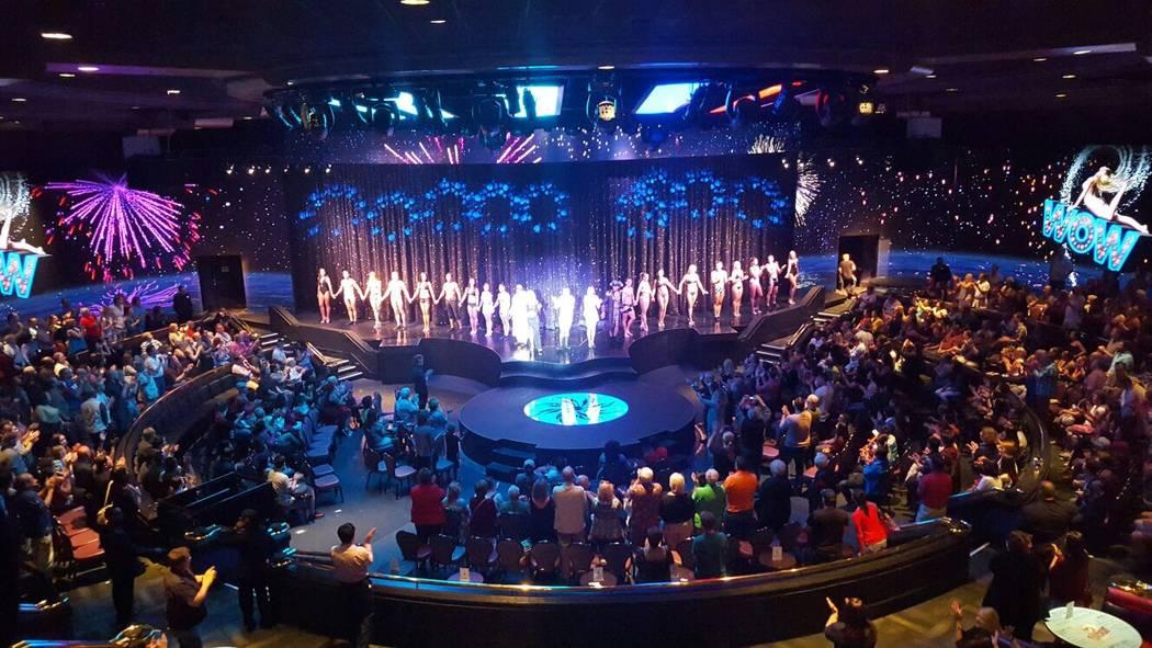 """World of Wonder"" at the Rio opened Saturday. (Courtesy)"